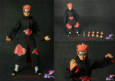 In-Stock 9L toys 1//6 Scale Ninjia Pain naruto Xiao organization Moving the eye