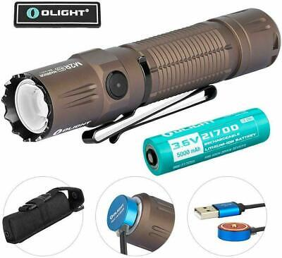 OLIGHT M2R PRO WARRIOR LIMITED EDITION BUNDLE DESERT TAN 1800Lm ONLY 2,019 MADE
