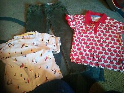 A bundle Of Little Bird Boys Clothing Age 2-3 Years