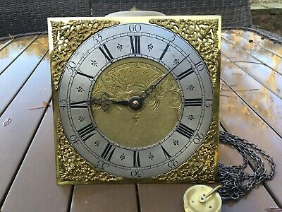 30hr movement /dial Longcase clock