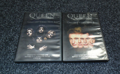 Queen - The DVD Collection - Greatest Video Hits 1 & 2