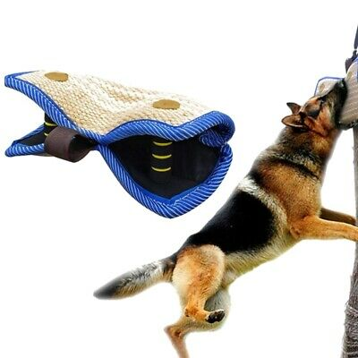 Bite Sleeve Guard Dog Training, Bite Training Bite Pillow Equipo de Entrena B8Y1