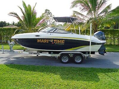2015 Stingray 214 LR w/Yamaha 150hp 4-Stroke Excellent condition