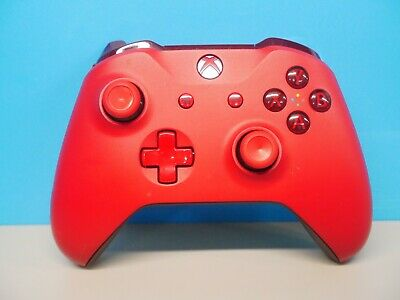 Microsoft Xbox One Wireless Controller 1708 - Red (903137)