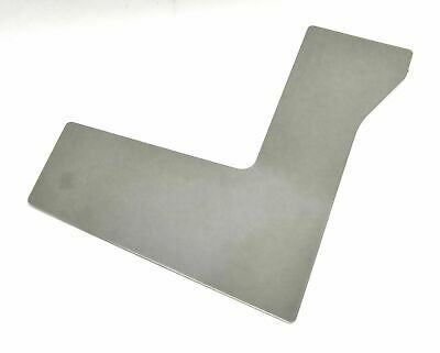 GG Cup Beverage Holder Side Trim for 379 Peterbilt 2001-05 Stainless #67951