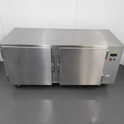 Commercial Hot Cupboard Heated Trolley