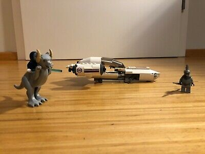 LEGO Star Wars Freeco Speeder (8085) + Battle of Naidoo (7929)