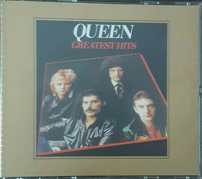 queen greatest hits I & II made in Italy 2 x cd (1994)