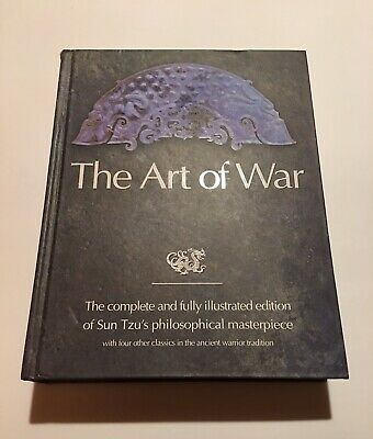 The Art of War Complete illustrated Edition Small Flaw SEE PICS