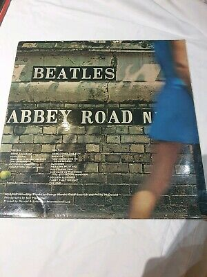 "The Beatles Abbey Road 12"" Vinyl"