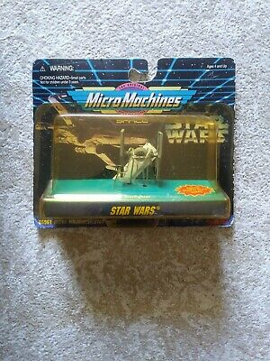 TIE Starfighter - Star Wars Micro Machines 65961 - Galoob, 1995