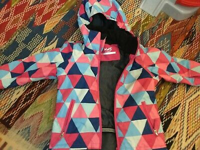 Girls Ski Jacket / Coat, Age 3-4 Years winter snow