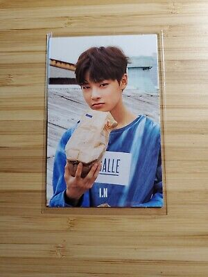 Stray Kids / I am WHO Album Official Photocard I.N Jeongin