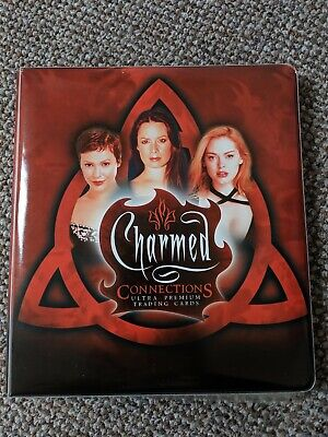 Official Charmed Connections Ultra Premium Trading Card Binder By Inkworks