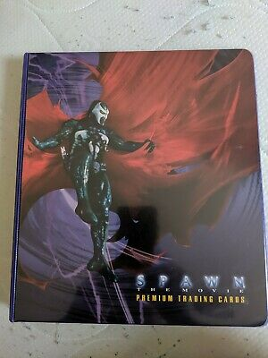 Spawn the movie  Trading Card Binder official album