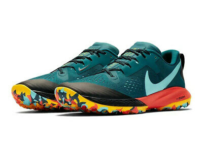 NIKE AIR ZOOM Terra Kiger 5 AQ2219 302 Geode Teal Size UK 12