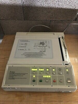 HP / Philips M1772A PAGEWRITER 100 ECG MACHINE CARDIOGRAPH HEART MONITOR PRINTER