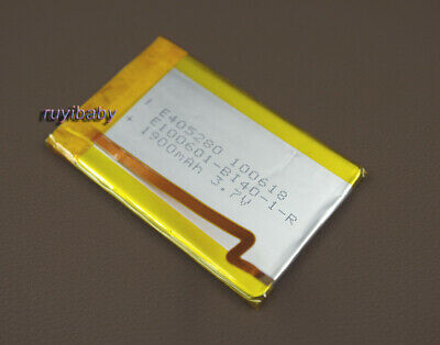 1900mAh Extend Battery for iPod 5th Video 6th 7th Classic SSD SD iFlash Upgrade