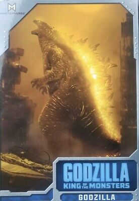 "Burning Godzilla Neca Target Exclusive 12"" Head to Tail Action Figure"