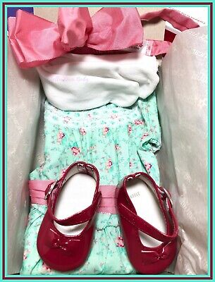 American Girl Samantha/'s Special Day Dress Outfit NIB