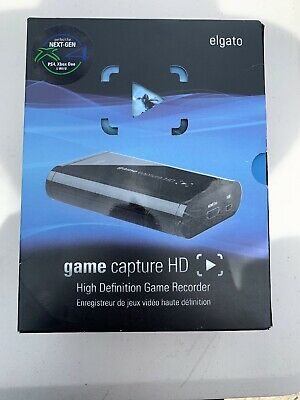 Elgato High Definition Game Capturer