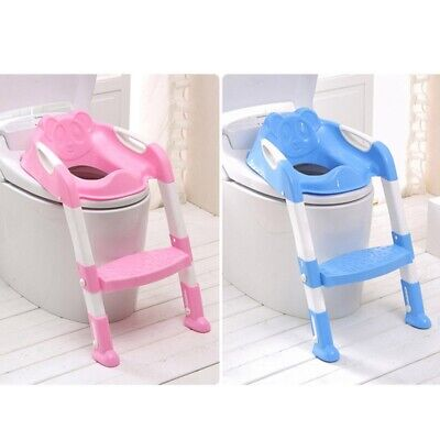 1X(Baby Potty Training Seat Children'S Potty Baby Toilet Seat with Adjustab5H7)