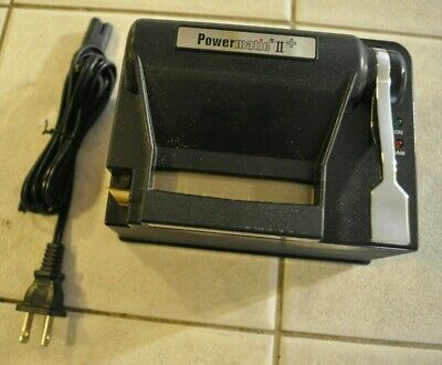 Powermatic II 2 Electric Cigarette Injector Maker Rolling Machine Electronic