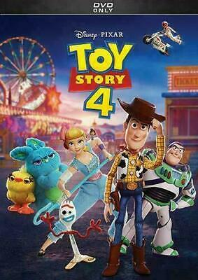 Toy Story 4 [DVD]  Fast and Free Postage
