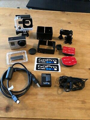 GoPro HERO3+  Black Edition Action