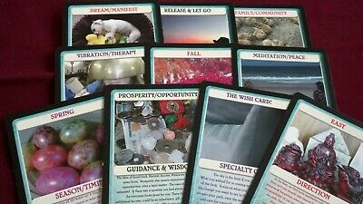 The Guidance & Wisdom Deck Tarot / Oracle cards (a 53 card complete Q & A Deck)
