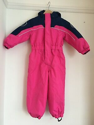 Girls Snow Suit - Aged 4 years