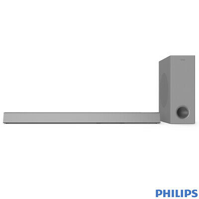 Philips HTL3325/10 3.1 Ch, 300W Soundbar and Wireless Subwoofer with Dolby