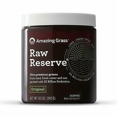 Amazing Grass Raw Reserve Original 240g