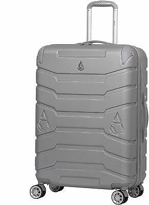 Aerolite Lightweight 78L ABS Hard Shell Travel Hold Check in Luggage Suitcase