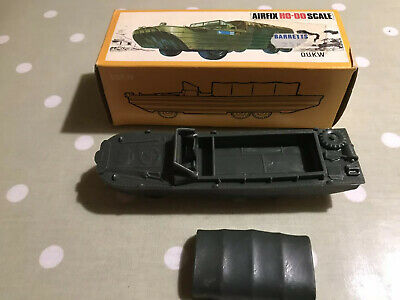 HO-OO SCALE AIRFIX DUKW MILITARY VEHICLE DUCK H0-00 D.U.K.W
