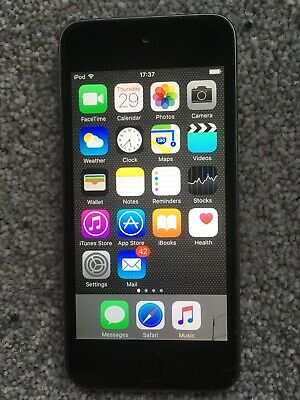 Apple iPod Touch 5th Generation Space Grey (16 GB) With Camera