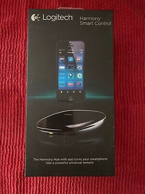 Logitech Harmony Smart Control 915-000194 All in One Remote or Smartphone App