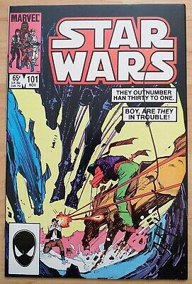 MARVEL STAR WARS 101,102,103,104,105,106,107,108 Signed Sienkiewicz+Steacy+!