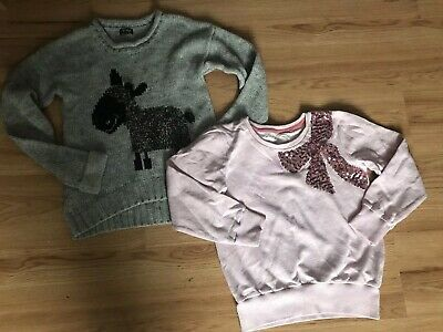 Girls Next Jumpers Aged 11-12 Years