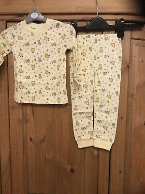 *New * Girls Pyjamas, Age 12-18 Monthes, Theme *Teddy Bears* From Bonny .