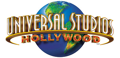 TWO Universal Studios Hollywood Tickets