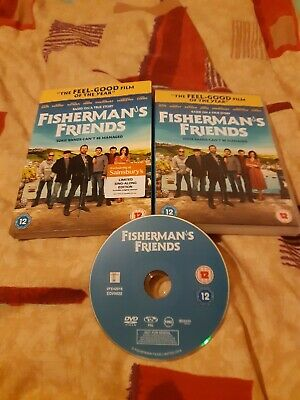 Fisherman's Friends DVD 2019 Sainsbury's Limited Edition,  Sing A Long Edition