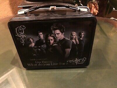 Twilight Movie Metal Lunchbox with Thermos - Edward & Bella