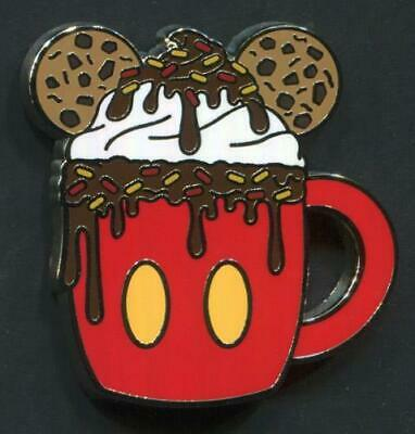 Disney Mystery Pin MICKEY MOUSE - 2019 Happy Holiday Hot Cocoa Collection