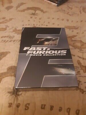 Fast and Furious Movie Collection (DVD) *new* (7 movie collection)