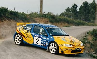Renault Megane Maxi - Homologation Gruppe A & Kitcar - Racing Parts Rallye