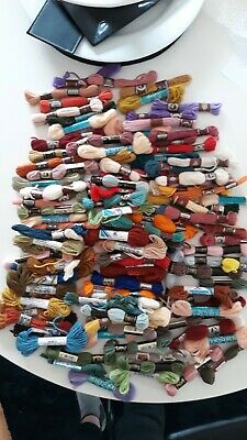 Tapestry Wool 114 Pieces Semco, Anchor, DMC New