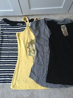 Ladies Tops Bundle Size S 8 Including Zara And H&M
