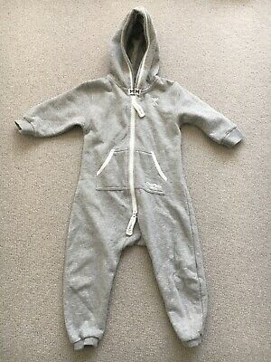 Original OnePiece Jumpsuit. In Grey. For 6-12 Months. Great Condition.