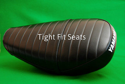 Motorcycle Seat Cover  With Strap - YAMAHA DT100 125 175 Enduro 1G1 Top 60cm